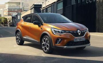 Renault reinvent the Captur